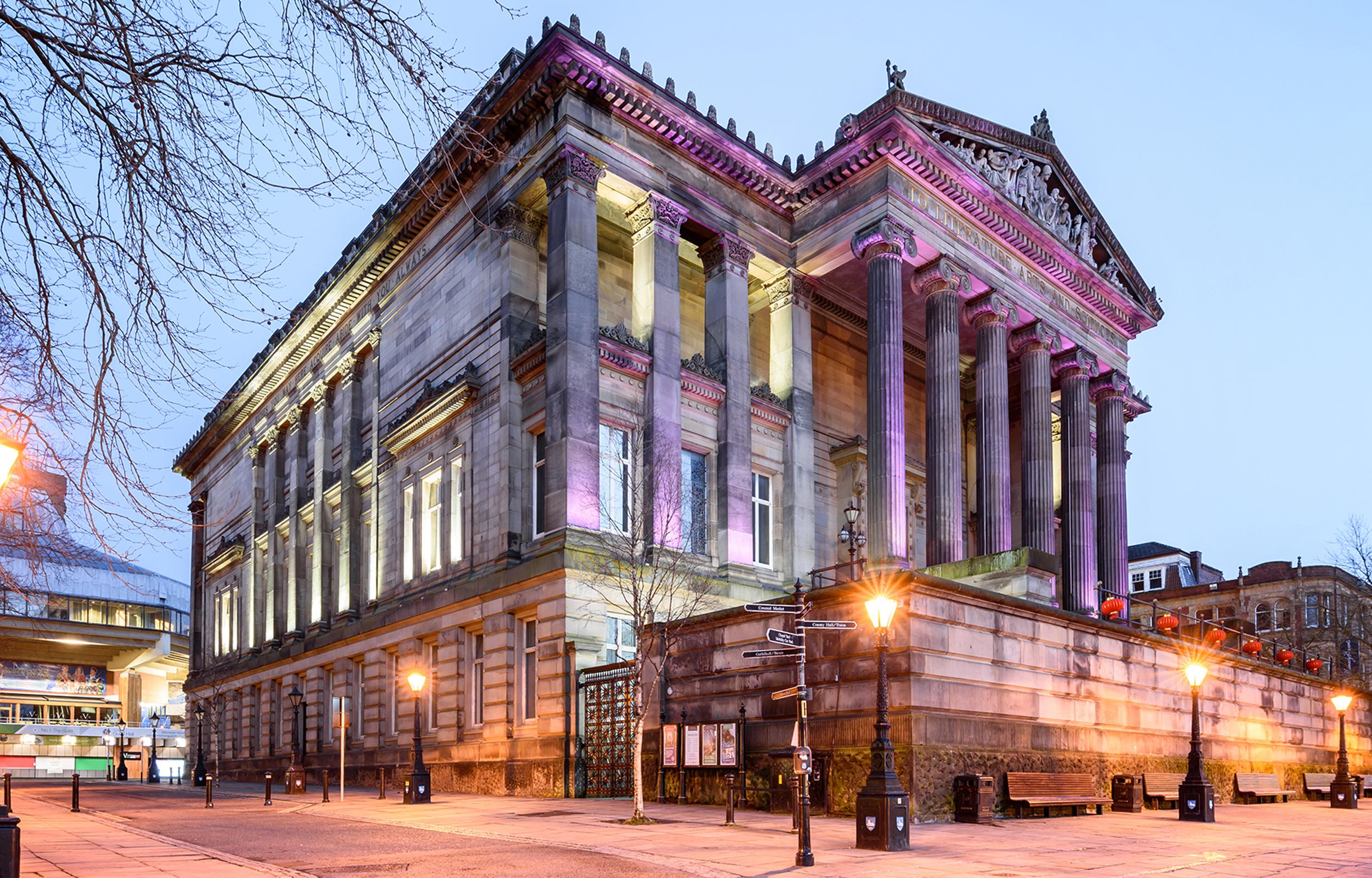The Harris Museum, Art Gallery & Preston Free Public Library is